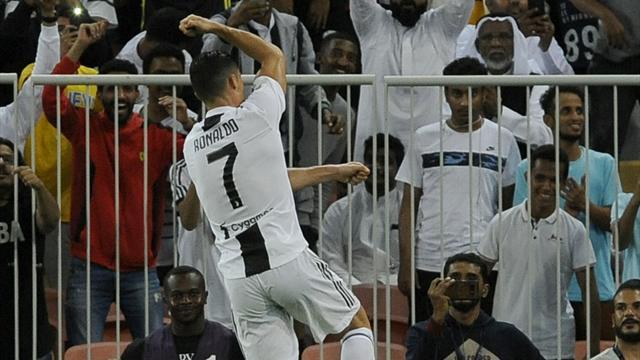 """Allegri : """"Ronaldo n'a pas besoin des quatre buts de Zapata pour se motiver"""""""