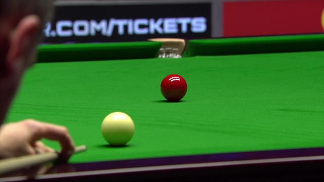 Selby shows his class at Masters