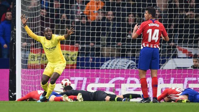 Stuani e Doumbia fanno piangere l'Atletico Madrid: 3-3, ai quarti ci va il Girona