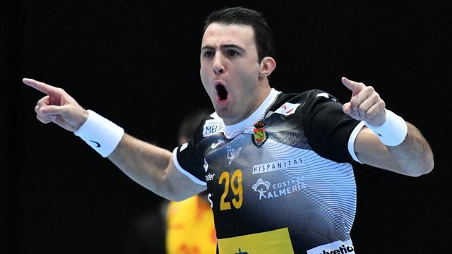 España vence a Macedonia y avanza a la segunda fase del Mundial