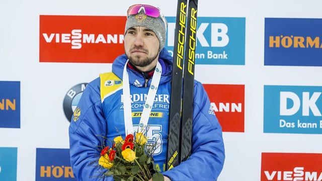 Логинов выгрыз для России бронзу в эстафете, победила Норвегия