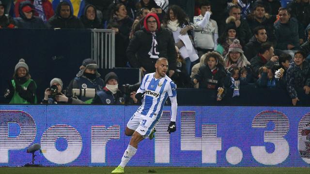 Real Madrid into Copa quarters despite Leganes win