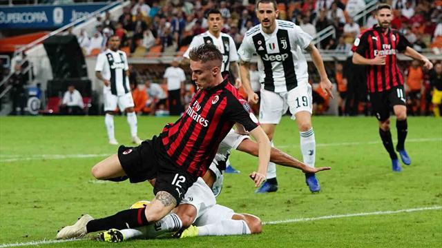 La moviola di Juventus-Milan: regolare il gol di Ronaldo, manca un rigore al Milan