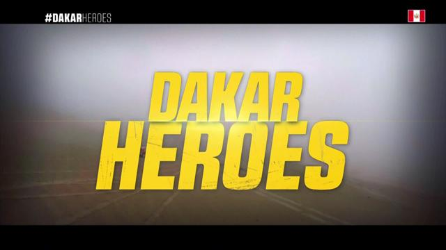 Dakar Heroes: It doesn't seem difficult, but we can't see anything!