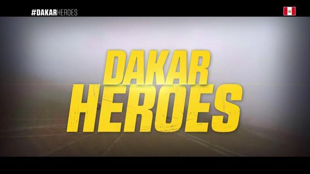 Dakar Heroes: i motociclisti cadono per la nebbia, in auto invece si canta