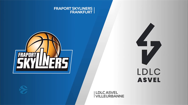 EuroCup highlights: Fraport Skyliners Frankfurt v LDLC ASVEL Villeurbanne