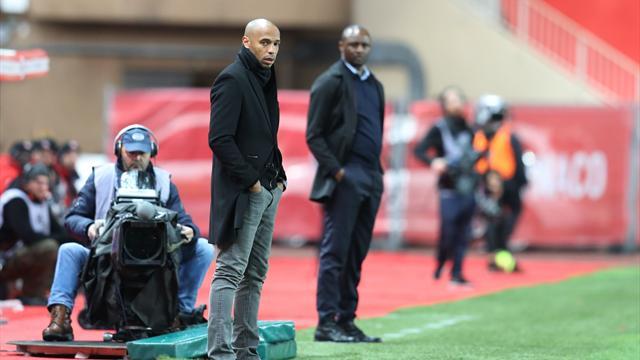 """Henry : """"Monter les marches avec Vieira, c'était bizarre"""""""