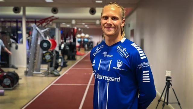 Signerte for Sarpsborg 08