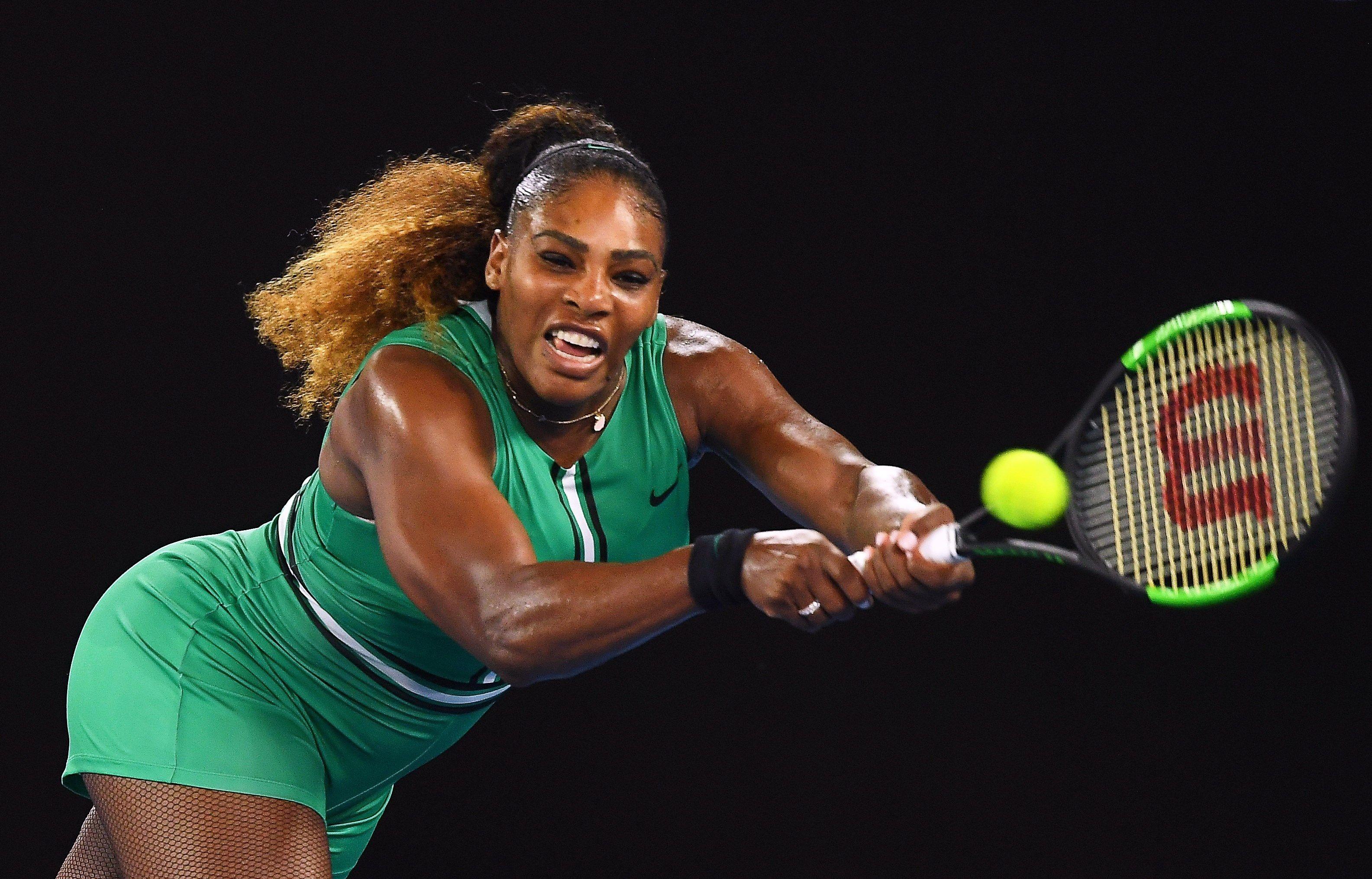 Serena Williams, Open Australia 2019