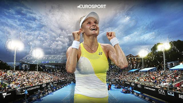 «Хочется быть оригиналом, а не копией». На Украине появилась теннисистка интереснее Свитолиной