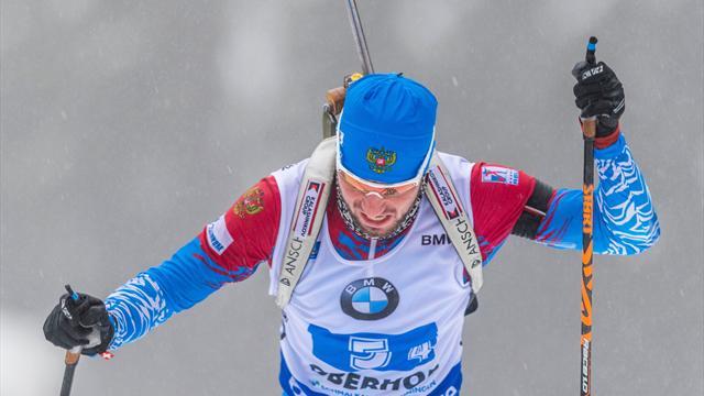 Логинов – на вопрос о допинге: «А можно сегодня по гонке поговорить?»