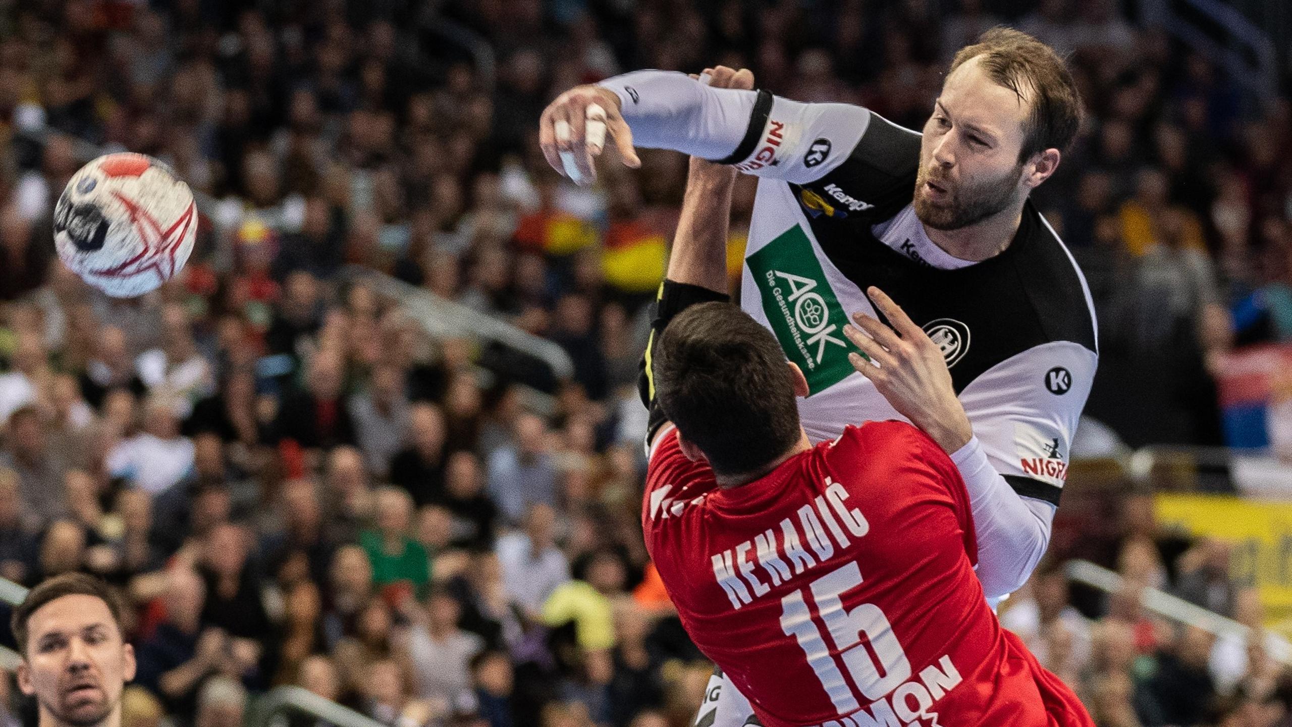 Deutschland Serbien Handball Wm 2021
