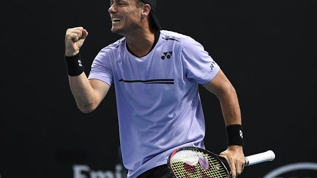 Australian men's tennis hit by infighting, social media rants