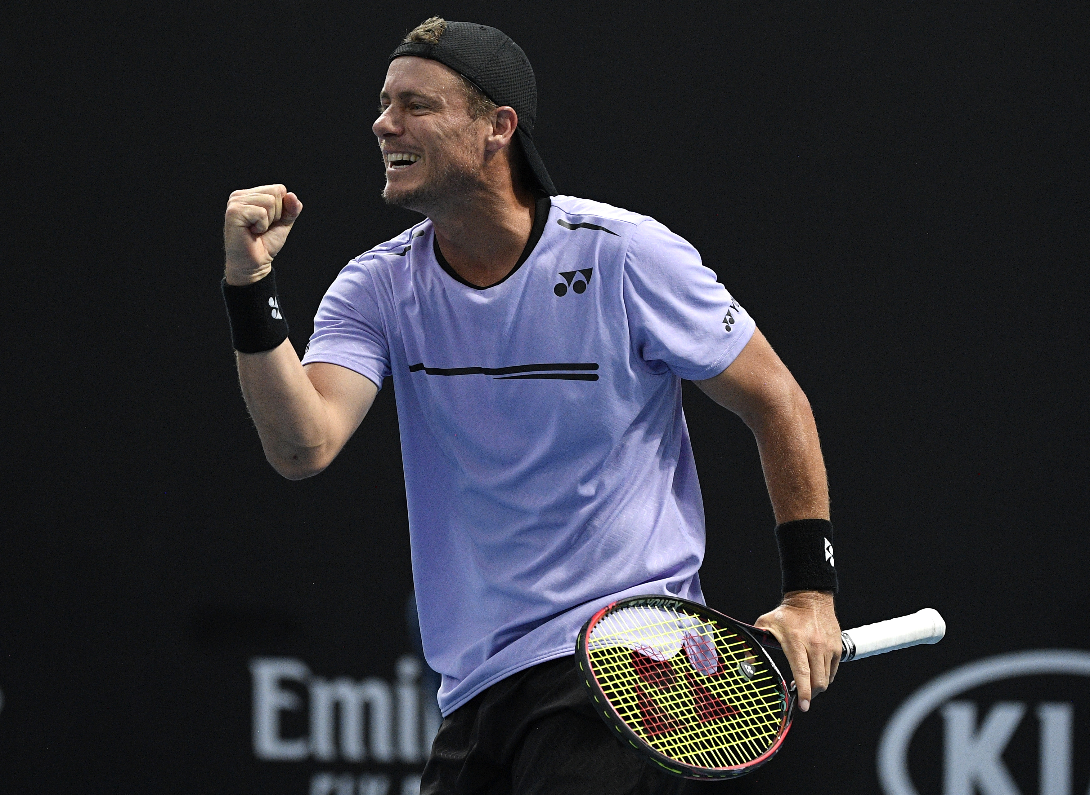 Lleyton Hewitt has responded to criticism from Bernard Tomic