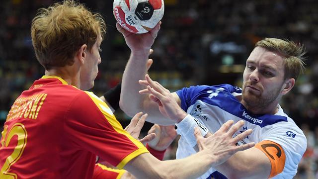 DHB-Team trifft in WM-Hauptrunde auf Island