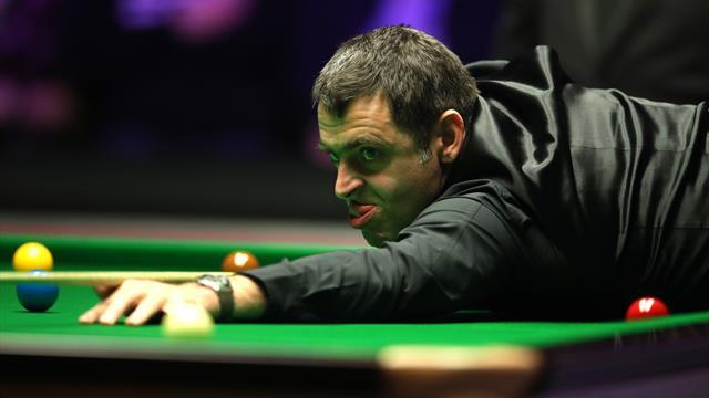 O'Sullivan hits 'phantom century' in opening win in Cardiff as Robertson makes 147