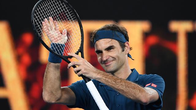 Australian Open - Identification first, please - Roger Federer denied entry into locker room