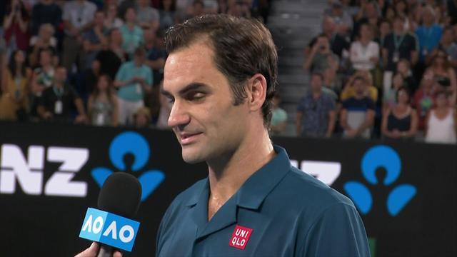 "Open Australia 2019: Federer avisa a Tsitsipas y compañía: ""No vamos a ponerlo fácil"""