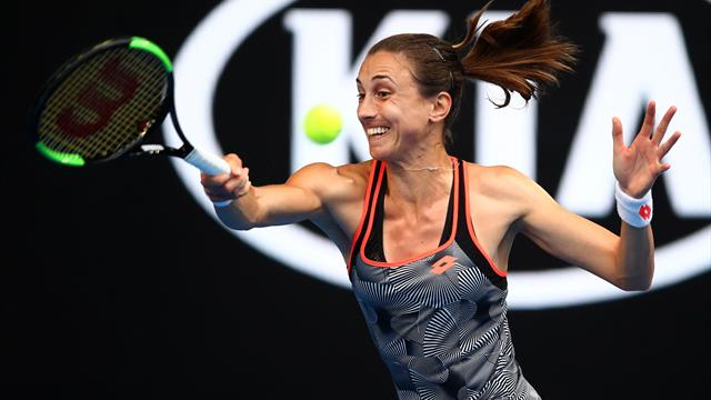 Wozniacki rejoint Martic en demi-finales - Fil Info - WTA - Tennis