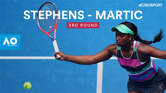 Open Australia 2019: Stephens-Martic, vídeo resumen del partido