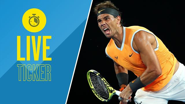 LIVETICKER Australian Open