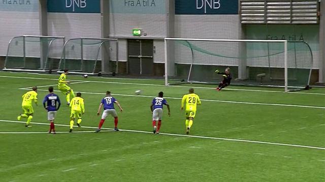 Sarpsborg 08 med komfortabel seier over Vålerenga