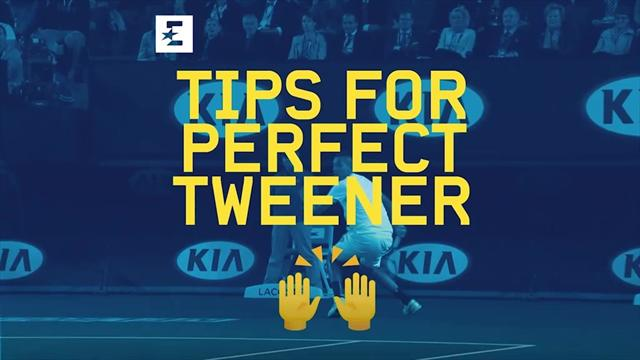 """60 Second Pro"": Nick Kyrgios spiega i segreti dei suoi colpi in tweener"