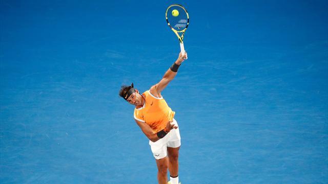 L'oeil du coach : Nadal et son nouveau service, un pari gagnant