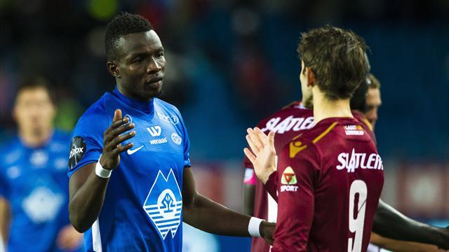 Molde og Sarr terminerer kontrakten