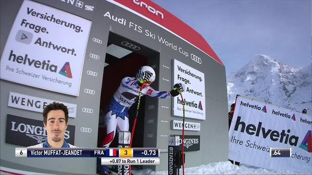 Muffat-Jeandet has to settle for second