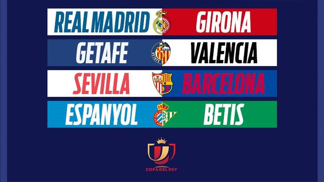 Bombazo en los cuartos de final de la Copa del Rey: Sevilla ...