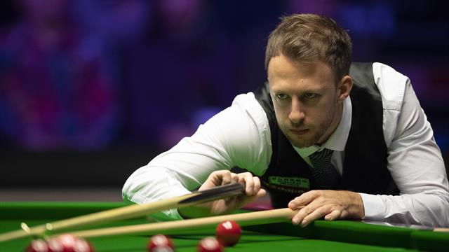World Grand Prix : 132 break for Trump