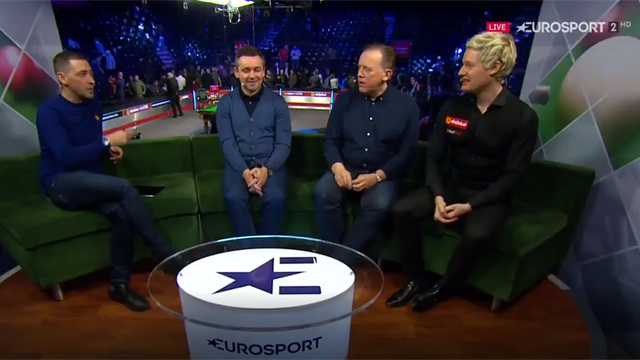 'I started practicing 500 long balls a week!' - Robertson reveals how Foulds helped him