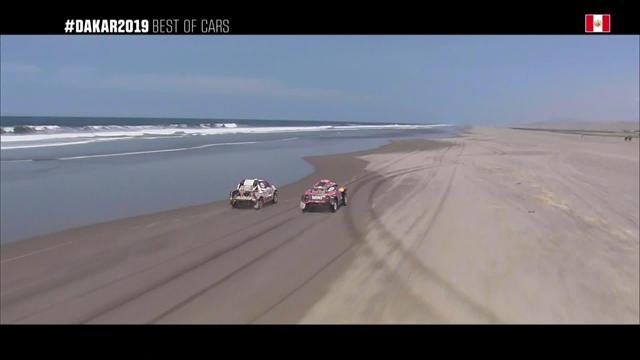 Dakarauto: il film della gara sulle quattro ruote