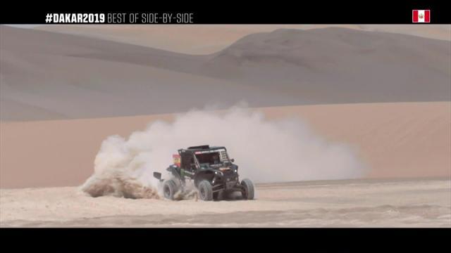 Dakarside by side: il film della gara delle buggies