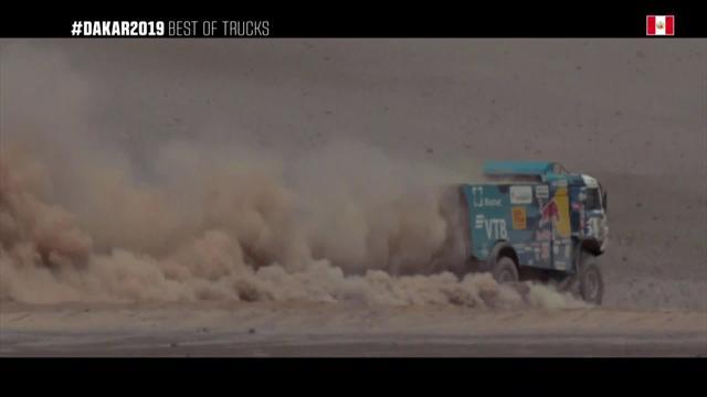 Dakar: Das Best of der LKWs