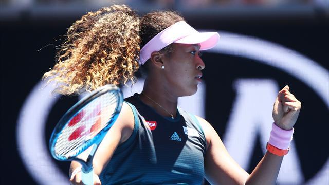 Open d'Australie : Svitolina en quarts comme en 2018