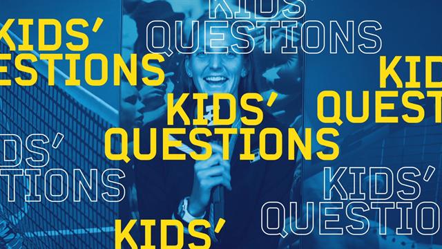 Kids' Questions: Pliskova reveals she is a Thor fan