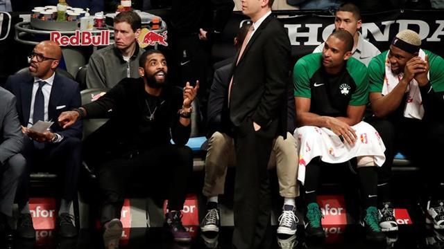 122-116. Irving se acerca al triple-doble en triunfo de los Celtics