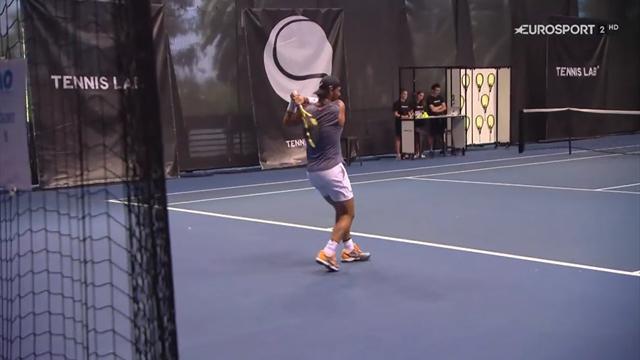 Open Australia 2019: Nadal prepara a conciencia el duelo de octavos con Berdych