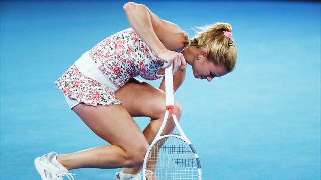 Camila Giorgi rinuncia al WTA di Linz: difendeva il titolo, precipiterà a numero 90 del mondo