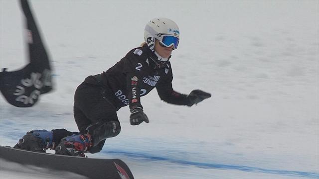 Joerg pips Soboleva in photo-finish