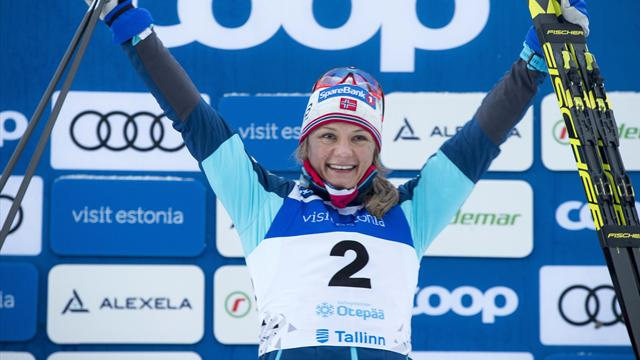 Kjærkommen Falla-seier i Otepää: – Fantastisk