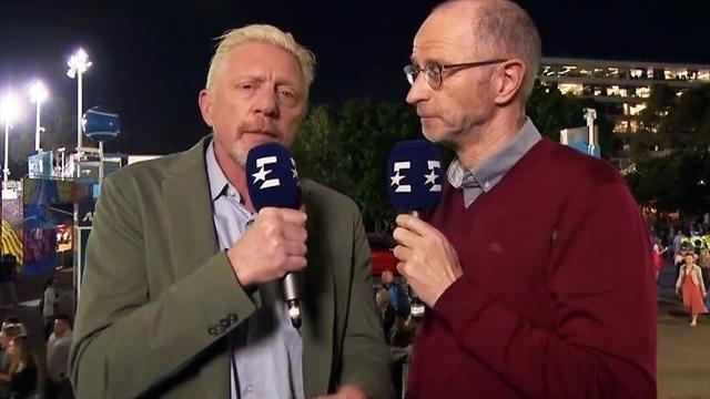 """Matchball Becker: """"Zverev macht mehr aus seinem Talent"""""""