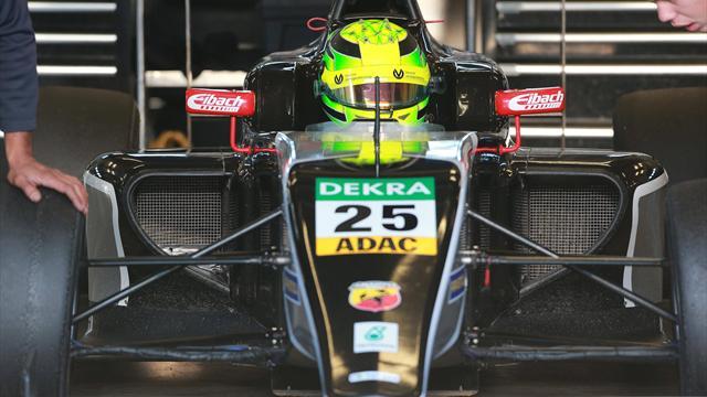 La primissima volta di Mick Schumacher: test in una macchina di Formula 4 nel 2014