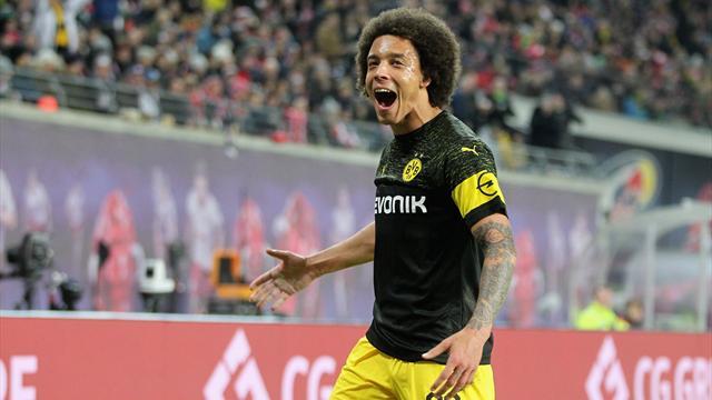 Dortmund ne fléchit pas