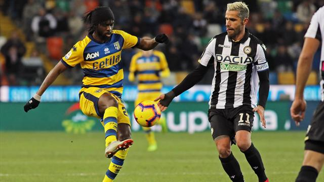 Le pagelle di Udinese-Parma 1-2, Gervinho impressiona, bravo Sepe, sfortunato De Paul
