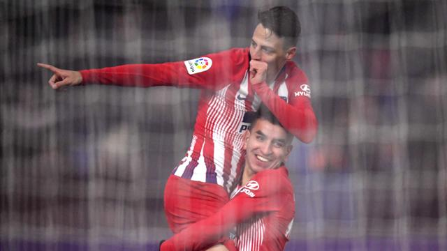 Angel CORREA scores for Atletico Madrid in Copa del Rey elimination