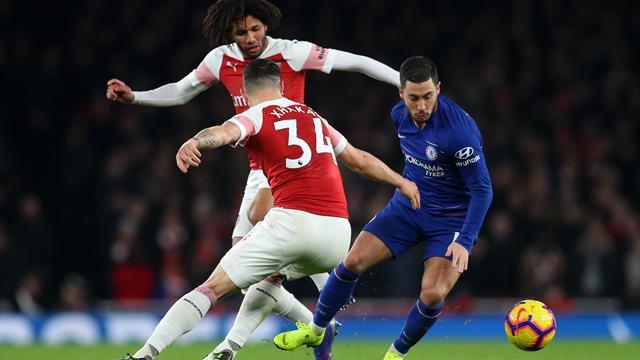Chelsea-Arsenal in Diretta tv e Live-Streaming