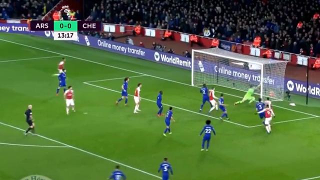 2 классных гола «Арсенала», после которых Сарри выкурит лишнюю пачку